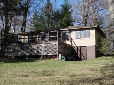 Webster Single Family Home For Sale: 3579 S Peninsula Road