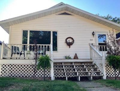 RICE LAKE Single Family Home Active Under Contract: 729 Main Street