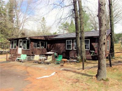 Danbury Single Family Home Active Under Contract: 28425 E Bass Lake Road