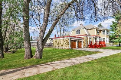 Eau Claire Single Family Home For Sale: 248 McKinley Avenue