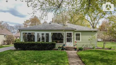 Chippewa Falls Single Family Home For Sale: 509 W Columbia Street