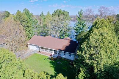 Chippewa Falls Single Family Home Active Under Contract: 18858 54th Avenue