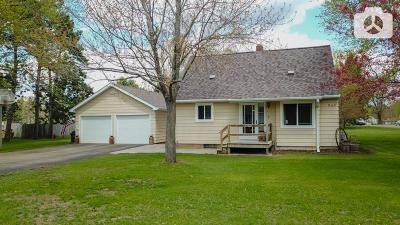 Chippewa Falls Single Family Home Active Under Contract: 13784 45th Avenue
