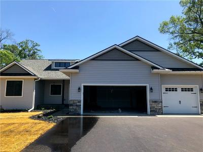 Eau Claire Single Family Home Active Under Contract: 10592 23rd Avenue