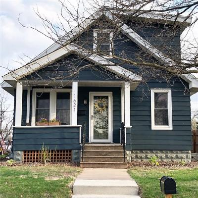 Eau Claire Single Family Home Active Under Contract: 1621 Hogeboom Avenue