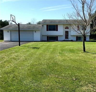 Chippewa Falls Single Family Home Active Under Contract: 19039 66th Avenue