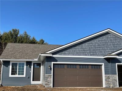 Chippewa Falls Single Family Home For Sale: Lot 119 Willow Creek Parkway