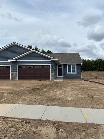 Chippewa Falls Single Family Home For Sale: Lot 120 Willow Creek Parkway