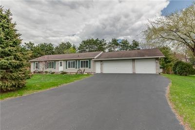 Chippewa Falls Single Family Home Active Under Contract: 5629 166th Street