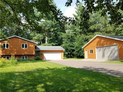 Chippewa Falls Single Family Home For Sale: 7341 203rd Street