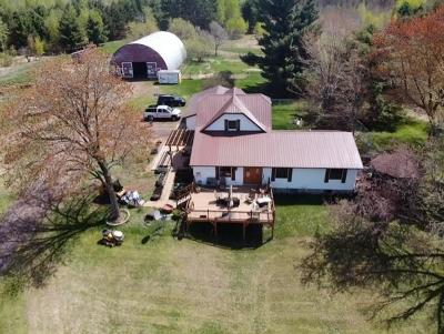 Frederic Single Family Home For Sale: 3470 Boone Road