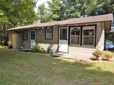 Danbury Single Family Home For Sale: 30186 Highway H