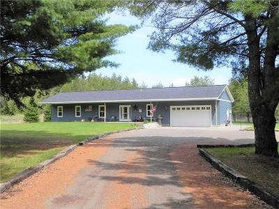Webster Single Family Home Active Under Contract: 26474 Fairgrounds Road