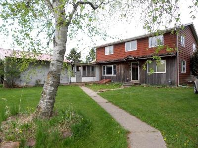 Single Family Home Active Under Contract: N21069 County Rd T