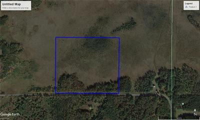 Jackson County, Clark County, Trempealeau County, Buffalo County, Monroe County, Chippewa County, Eau Claire County Residential Lots & Land For Sale: 8064 Z Road N