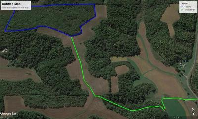 Jackson County, Clark County Residential Lots & Land For Sale: Pete Coulee Road