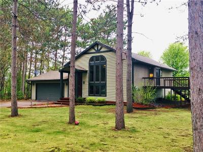 Menomonie Single Family Home Active Under Contract: N7142 540th Street
