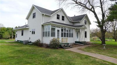Rice Lake Single Family Home Active Under Contract: 1753 24 1/2 Street