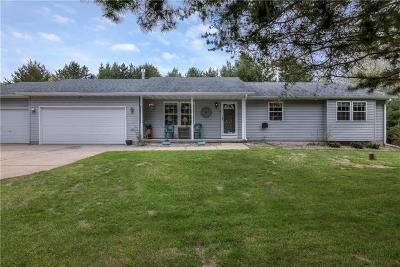 Chippewa Falls Single Family Home Active Under Contract: 19843 78th Avenue