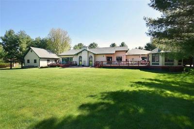 Danbury Single Family Home For Sale: 3449 Kilkare Court