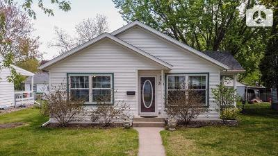 Chippewa Falls Single Family Home Active Under Contract: 521 Wilson Street