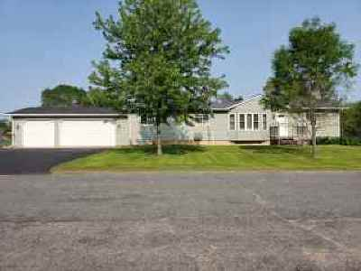 Chippewa Falls Single Family Home Active Under Contract: 4177 131st Street
