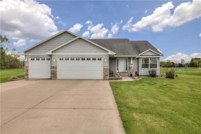 Chippewa Falls Single Family Home For Sale: 5144 174th Street