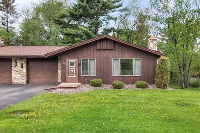 Chippewa Falls Single Family Home Active Under Contract: 1614 Ojibway Road