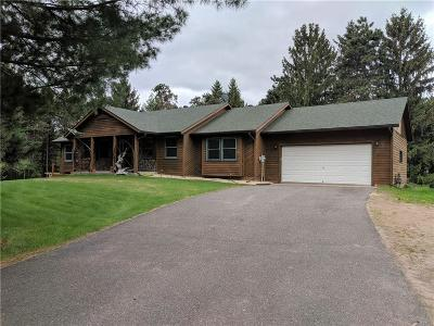 Chippewa Falls Single Family Home For Sale: 5122 185th Street