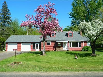 Grantsburg Single Family Home For Sale: 23548 County Rd W
