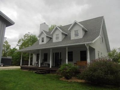 Jackson County, Clark County Single Family Home Active Under Contract: N5610 Orange Road