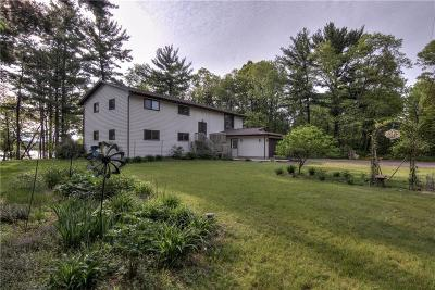 Chippewa Falls Single Family Home Active Under Contract: 19568 74th Ave