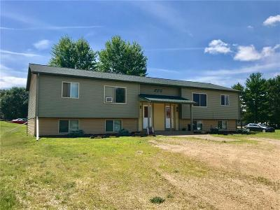 Menomonie Multi Family Home For Sale: 220 Bowman Lane SW #1-2