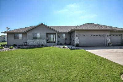 Chippewa Falls Single Family Home For Sale: 5163 174th Street