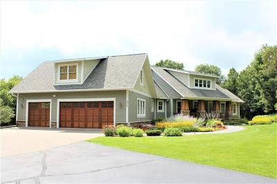 Single Family Home For Sale: 804 Hidden Lake Road