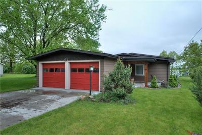 Chippewa Falls Single Family Home For Sale: 15152 93rd Ave