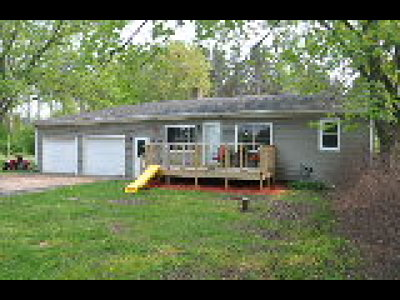 Whitehall WI Single Family Home For Sale: $155,000