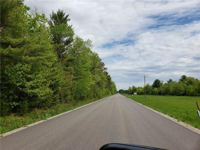Jackson County, Clark County Residential Lots & Land For Sale: County Line Rd