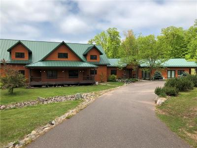 Single Family Home For Sale: 8613 State Hwy 27 Road