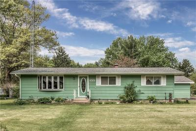 Chippewa Falls Single Family Home Active Under Contract: 2892 117th Street