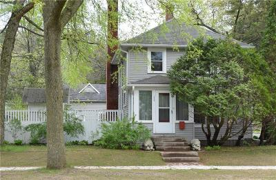 Menomonie Single Family Home Active Under Contract: 1202 E Main Street
