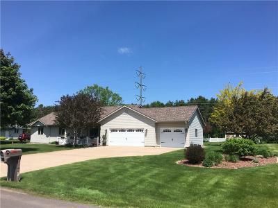 Chippewa Falls Single Family Home For Sale: 17092 52nd Avenue