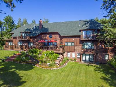 Single Family Home For Sale: 89405 Jack Pine Road