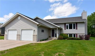 Rice Lake Single Family Home For Sale: 315 Carrie Circle