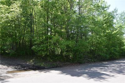 Rice Lake Residential Lots & Land For Sale: Lot 1 & 2 Burr Oak Place