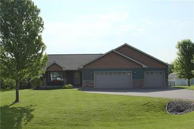 Chippewa Falls Single Family Home Active Under Contract: 3965 114th Street
