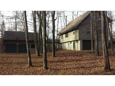 Danbury Single Family Home For Sale: 3748 Half Moon Circle