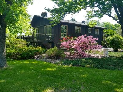 Barron County Single Family Home Active Under Contract: 1398 3 1/2 Street