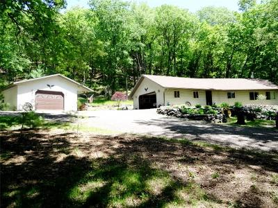Jackson County, Clark County Single Family Home For Sale: W9280 Gaylord Road