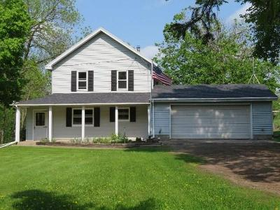 Jackson County, Clark County Single Family Home For Sale: N2896 County Road F